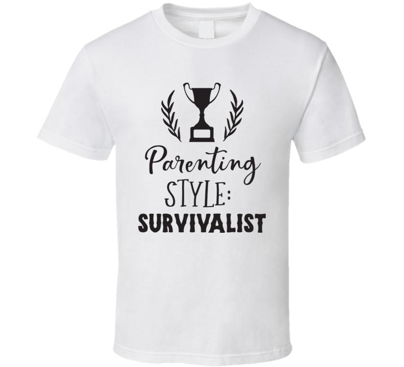Survivalist T Shirt
