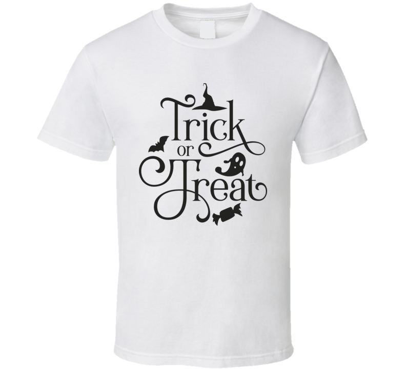 Trick Or Treat T Shirt