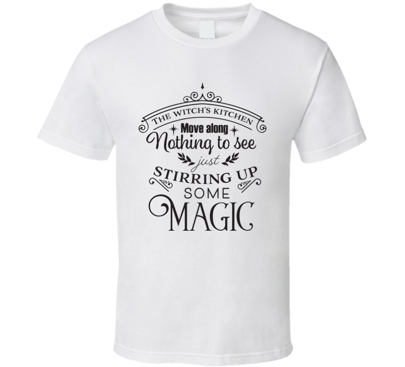 The Witch's Kitchen T Shirt