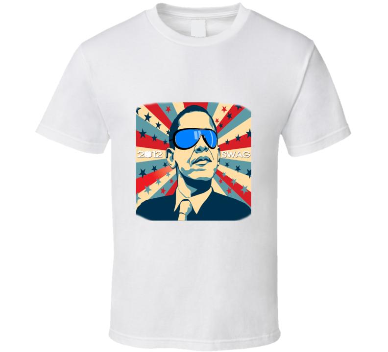 Obama Swag DNC Political 2012 T Shirt