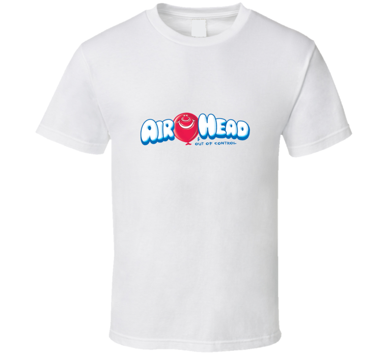 Airhead Retro 80's Candy Bar  T Shirt