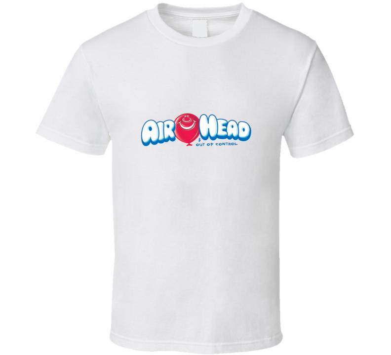 Airhead Retro 80's Candy Bar  T Shirt