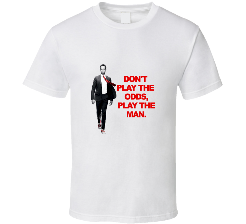 Suits Mike Ross TV Show Lawyer  T Shirt