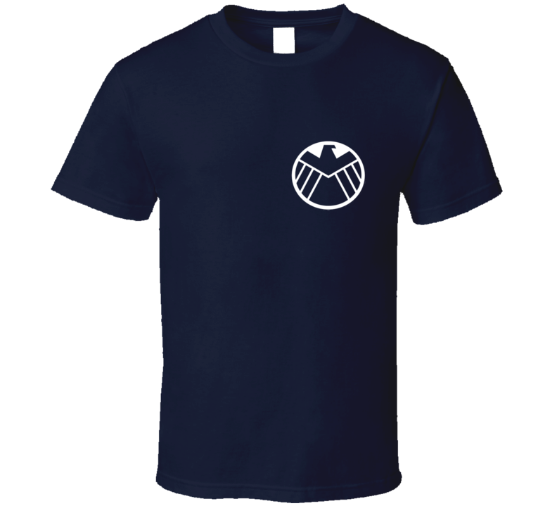SHIELD Agent TV Superhero T Shirt