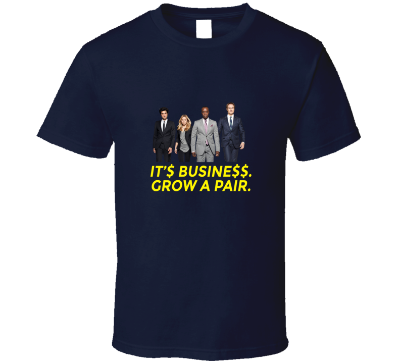 It's Business, Grow a Pair. House of Lies TV Don Cheadle *Fitted Sizes Available T Shirt