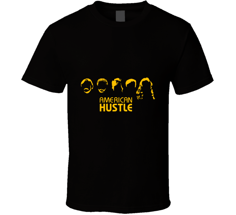 American Hustle Movie T Shirt