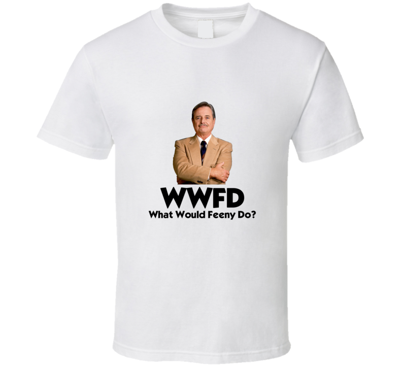 What Would Feeny Do? Boy Meets World 90's TV show T Shirt