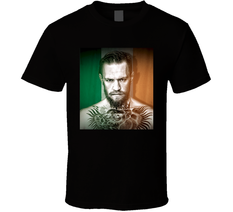 Notorious Conor McGregor MMA Fighter Boxing Champion T Shirt