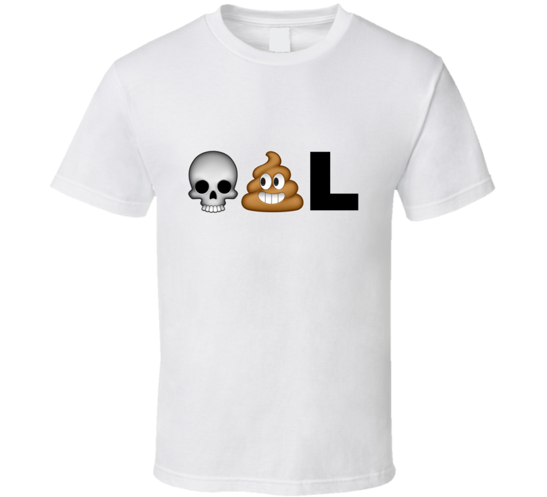 Deadpool Emoji Superhero Inspired Funny Movie  T Shirt