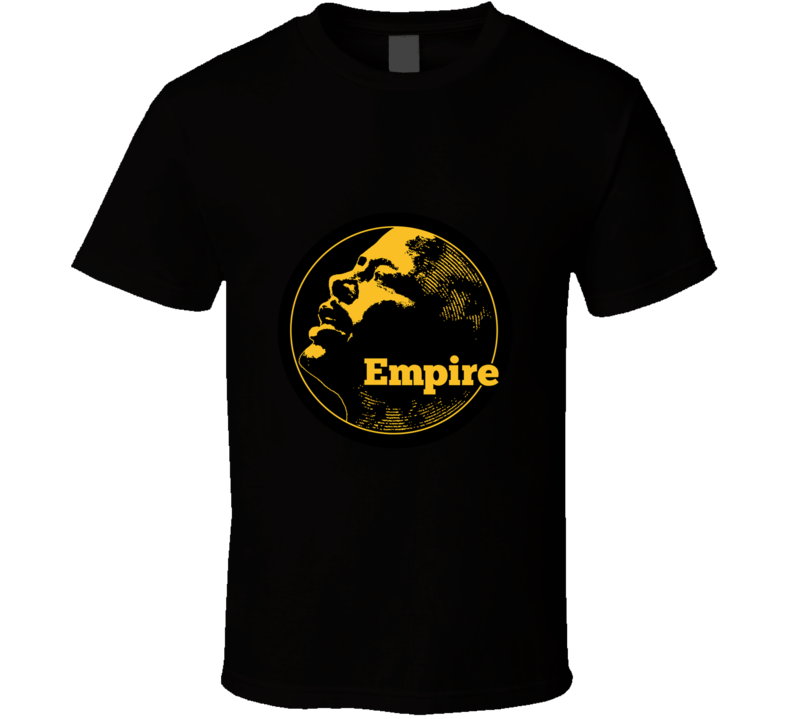 Empire Records Emblem TV Lucious Lyon Dynasty Rap Hip-Hop T Shirt