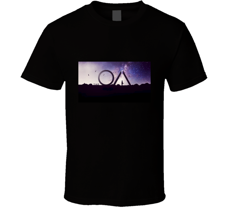 The OA Trust the Unknown TV Netflix Mystery Universe T Shirt