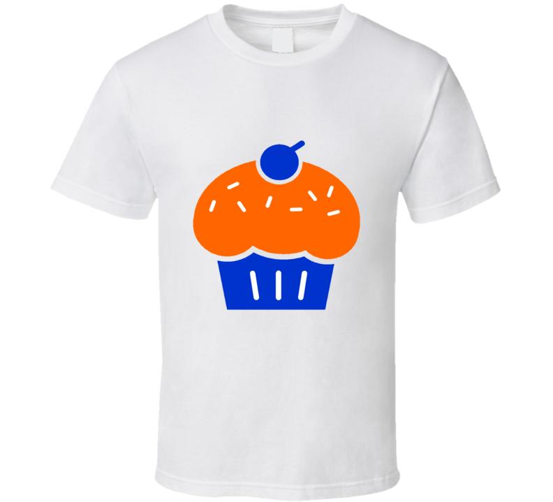 Cupcake Kevin Durant Inspired Funny Basketball Oklahoma City Sports T Shirt