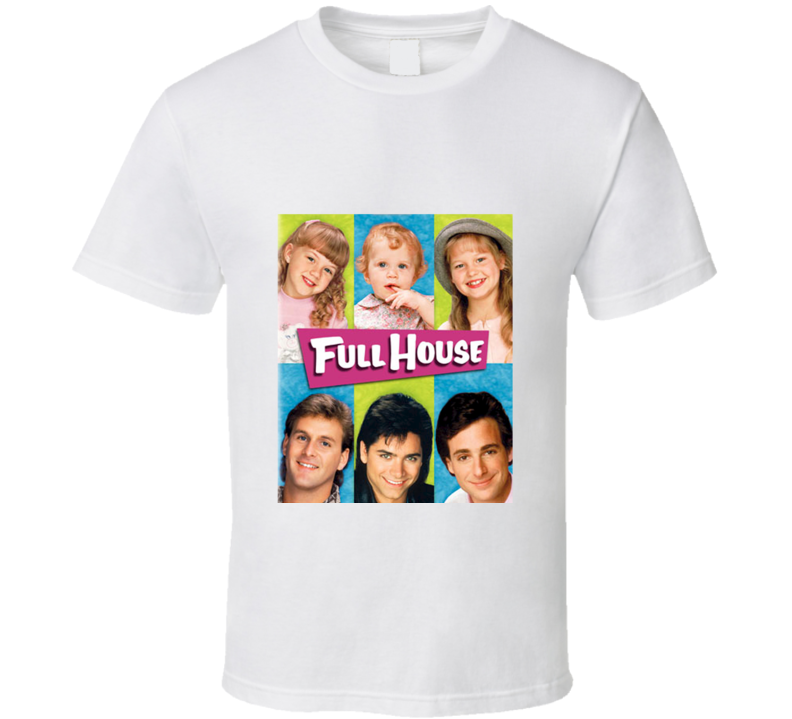 Full House 90s TV  T Shirt
