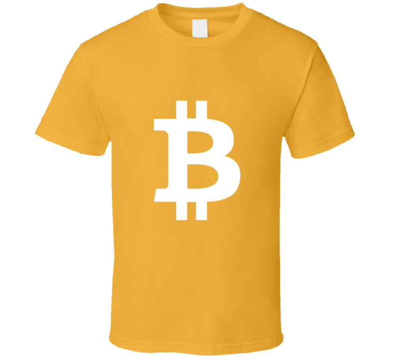 Bitcoin Online Currency I Love Bitcoin Bandit Money T Shirt