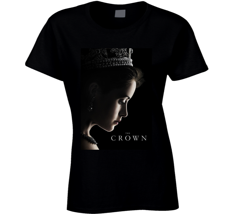 The Crown Queen Elizabeth Royal Tv Show T Shirt
