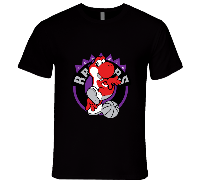 Yoshi Basketball Raptor Sports T Shirt
