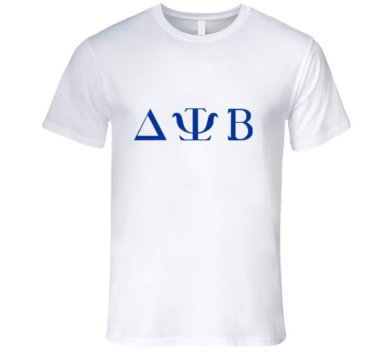 Delta Psi Beta Fraternity House Neighbors Zac Efron College T Shirt