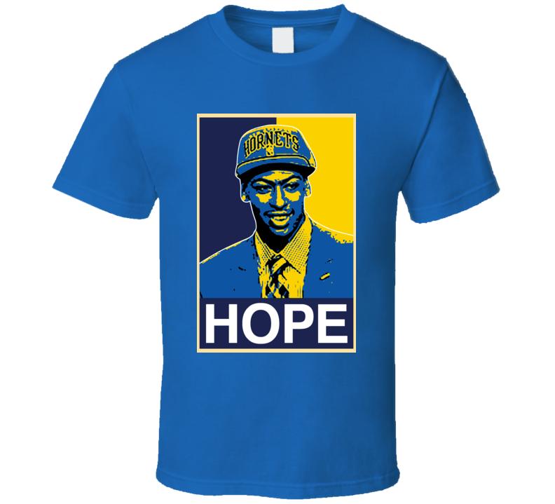 New Orleans Hope Basketball Anthony Davis T Shirt