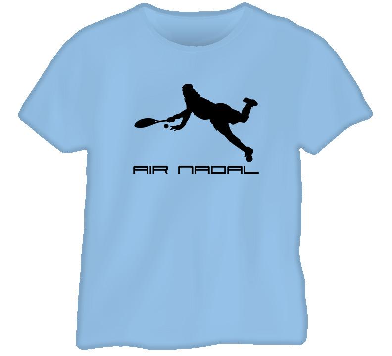 Air Nadal Rafael Tennis T Shirt