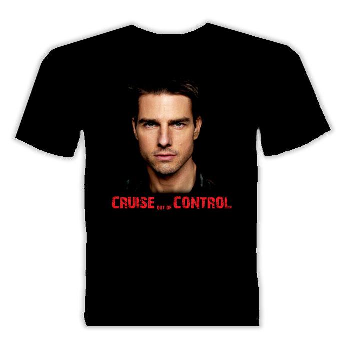 Tom Cruise Movie Actor T Shirt