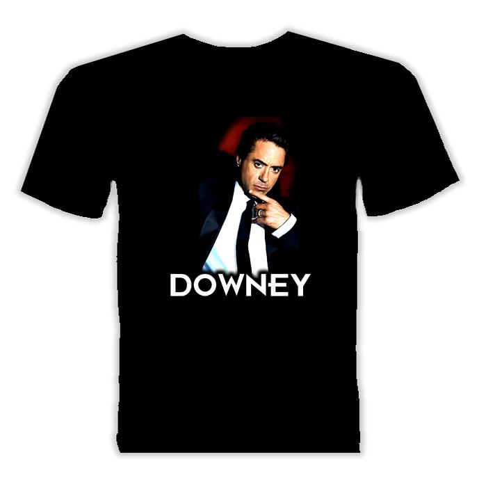 Robert Downey Jr Actor T Shirt