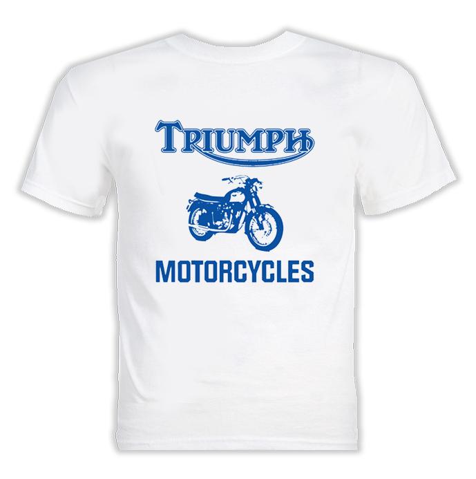 Triumph Motorcyles Bob Dylan Highway 61 T Shirt
