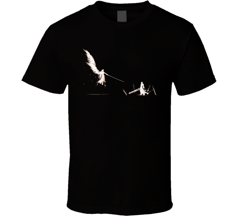 Final Fantasy 7 One Winged Angel T Shirt