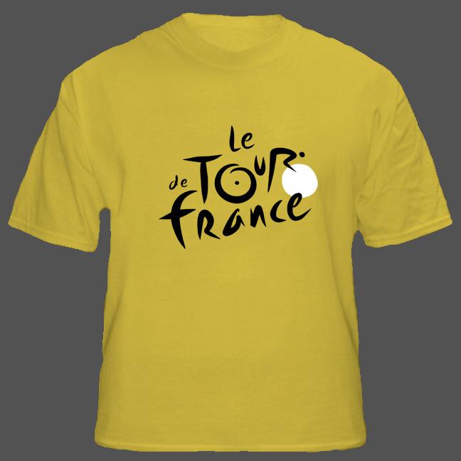 Tour De France T Shirt