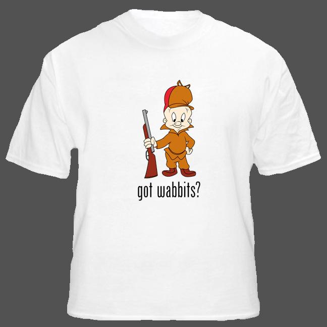 Elmer Fudd Looney Tunes T Shirt