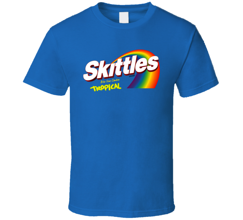 Skittles Tropical Candy T Shirt