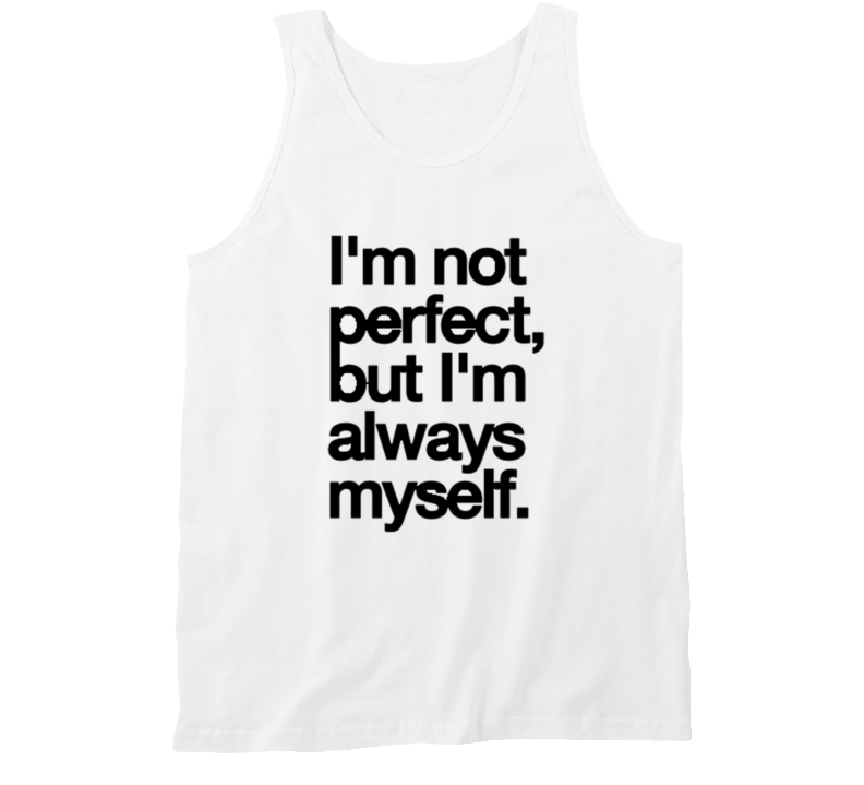 Always myself quote Tanktop