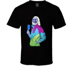 Game Of Thrones White Walker With Popsicle Cool T Shirt