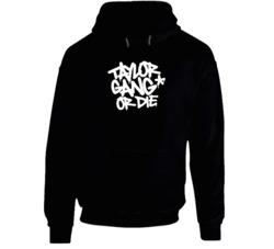 Taylor Gang Or Die TGOD Hoodie Pullover