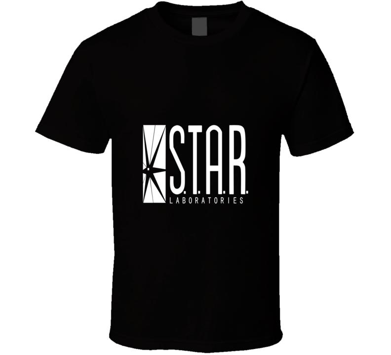 The Flash Star Laboratories Cool T Shirt