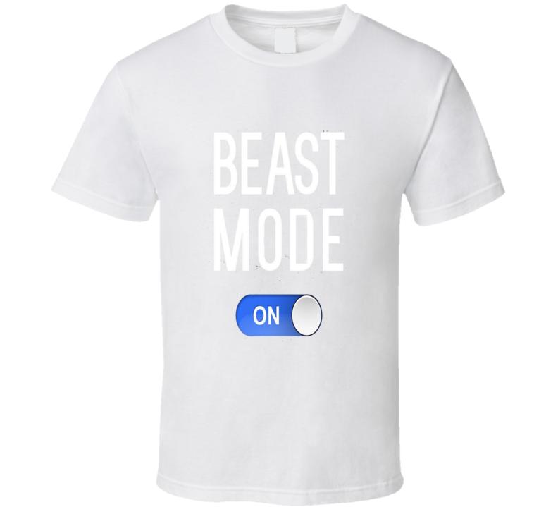 Beat Mode On Fitness fitness Cross fitness T Shirt