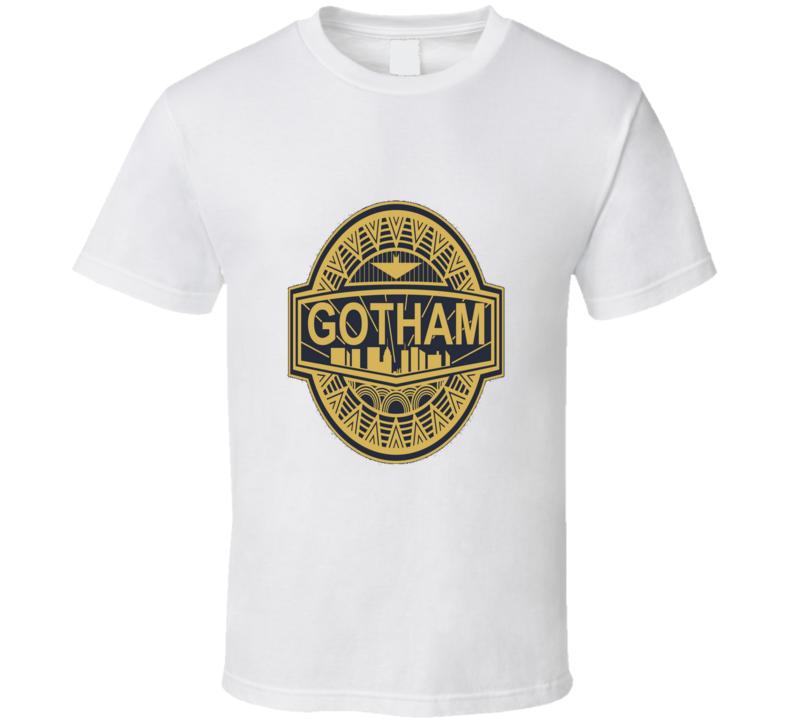 Gotham City Tv Show Cool T Shirt