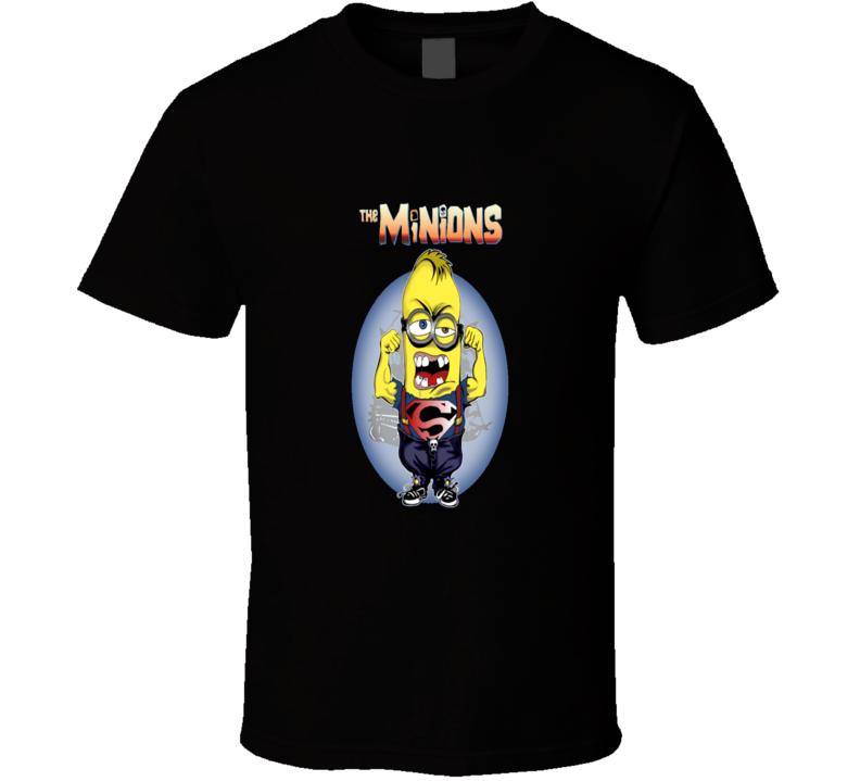 The Minions Super Minion Cool T Shirt