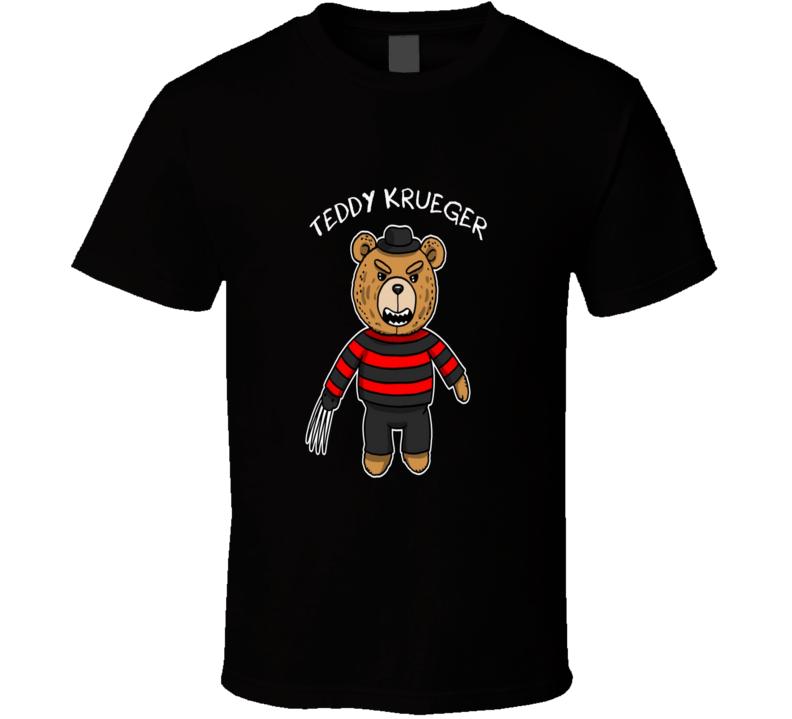 Teddy Krueger Nightmare on Elm Street Cool T Shirt
