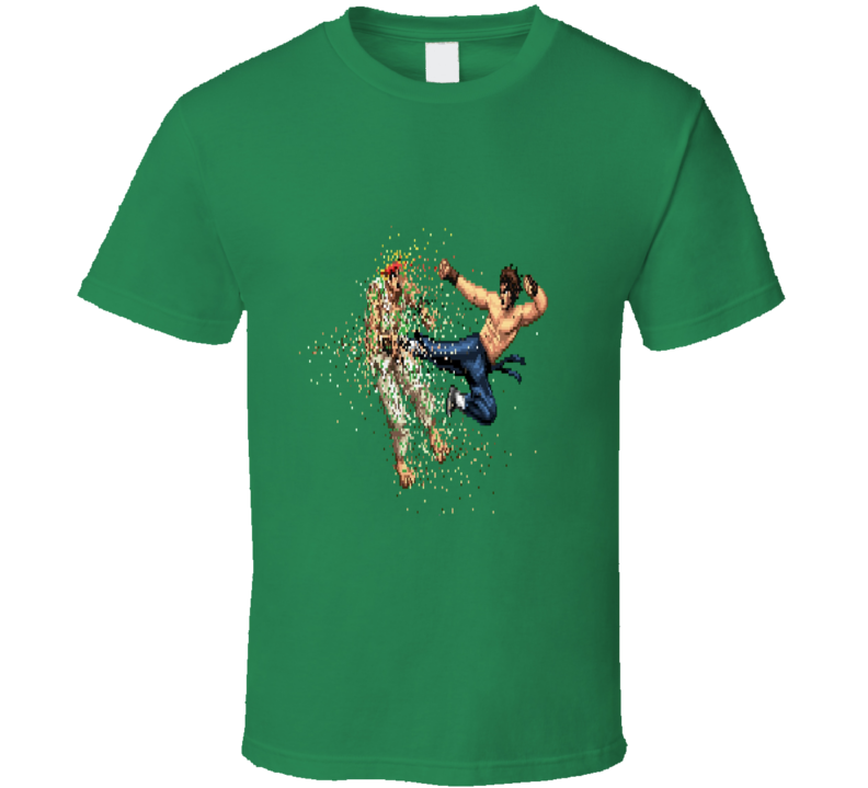 The Flash Cisco Ramon Dead Pixels Game Inspired Cool T Shirt