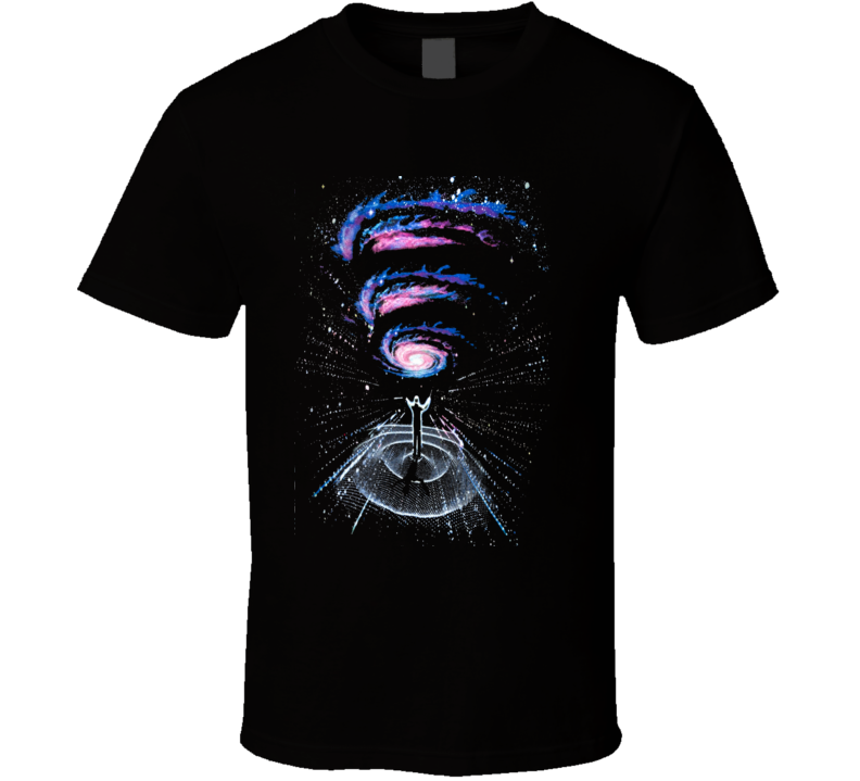 The Flash Cisco Ramon Spiral Galaxy Cool T Shirt
