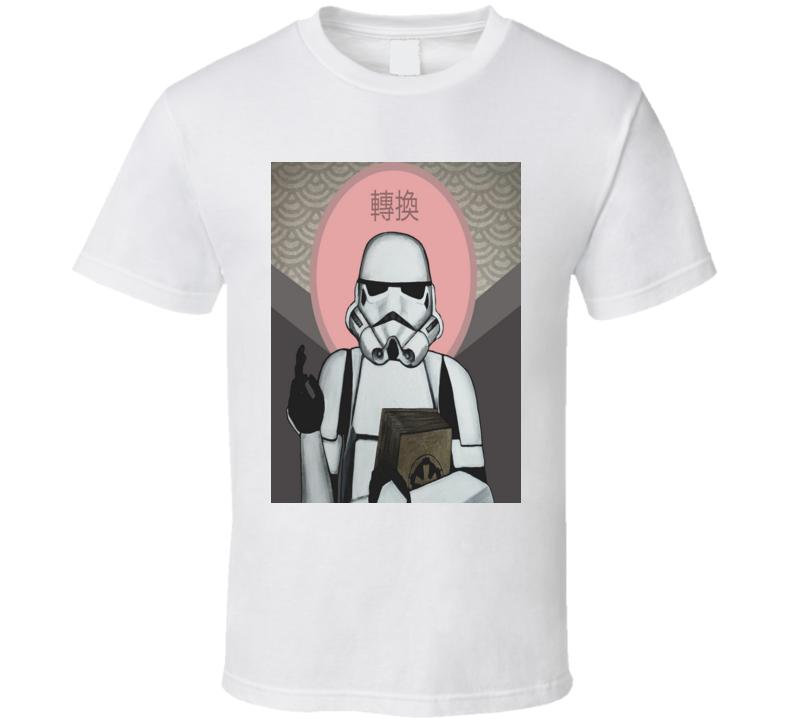 Starwars Empire Stormtrooper Convert T Shirt
