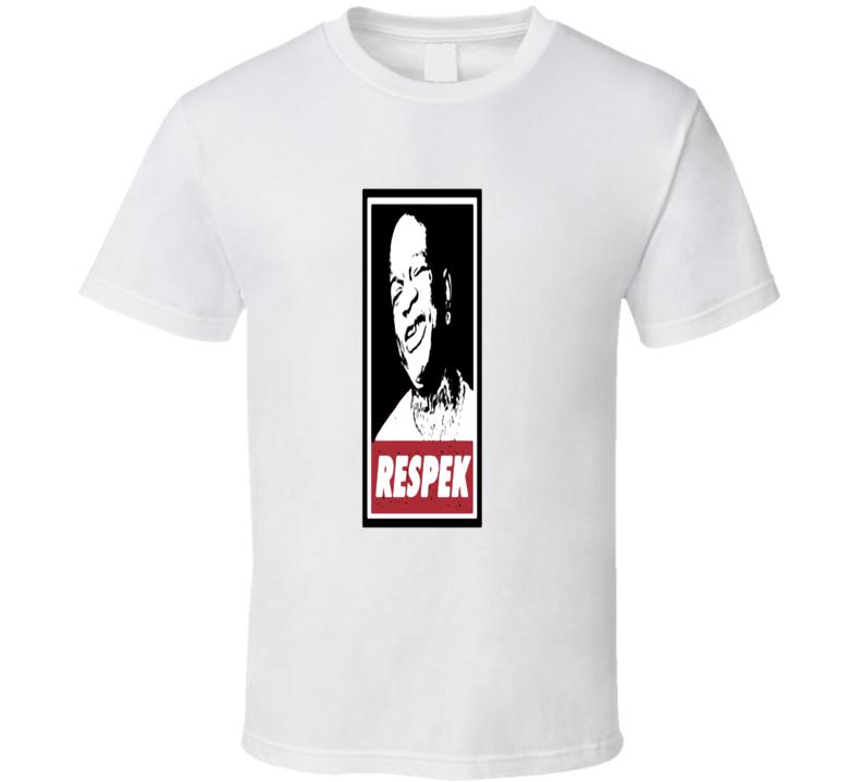 Birdman Respek Hope Poster Breakfast Viral Funny T Shirt
