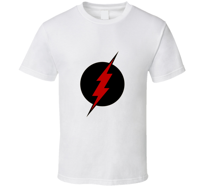 Reverse Flash Harrison Wells Logo Cool Comic T Shirt