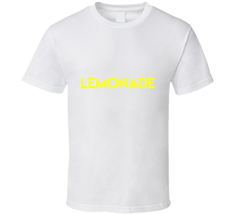 Beyonce Lemonade Album Cool Music T Shirt