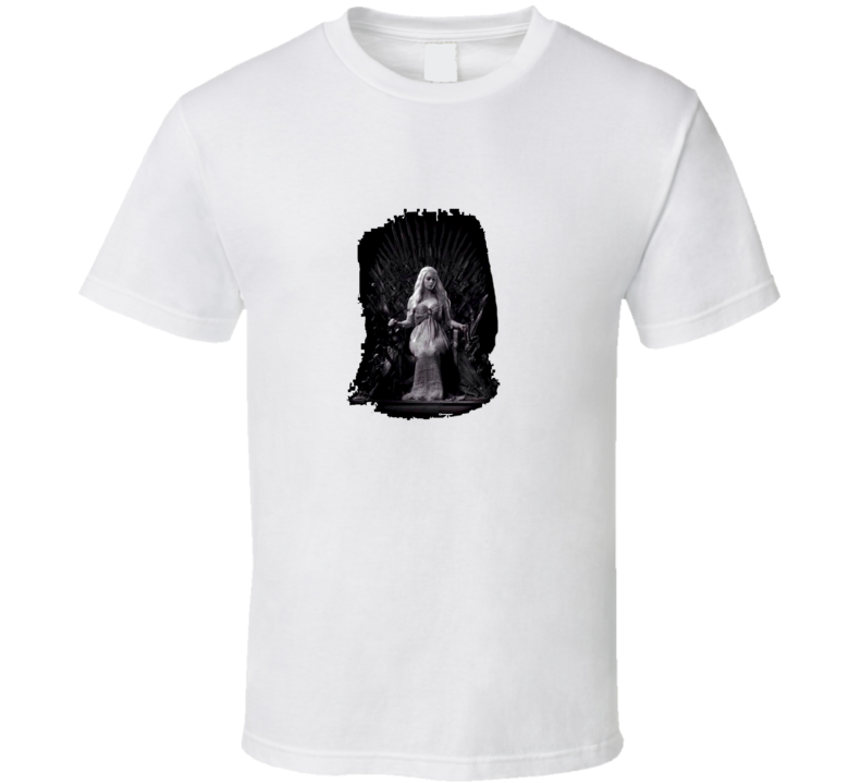 Game Of Thrones Ygritte Throne Cool TV T Shirt