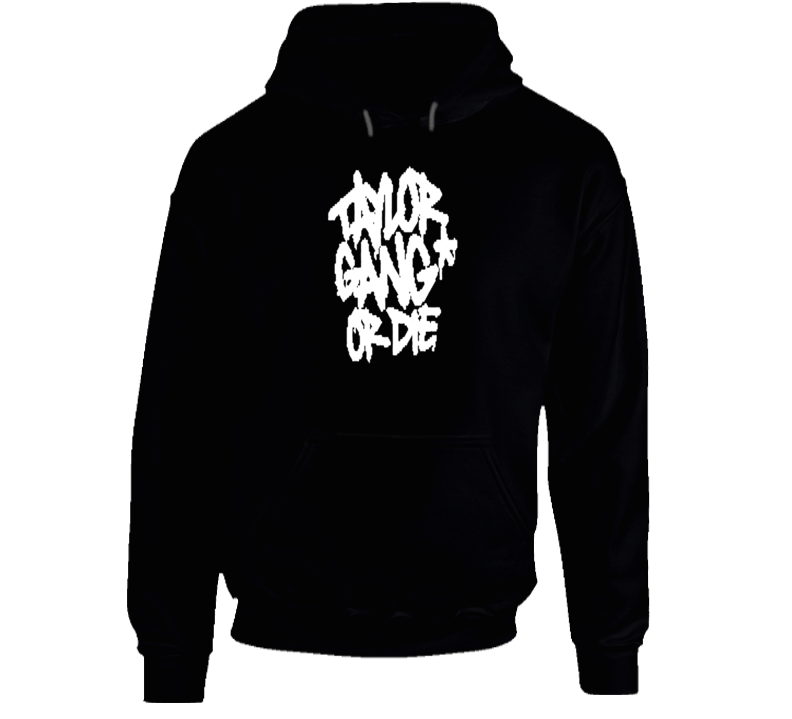 Taylor Gang Or Die Wiz Khalifa Cool T Shirt