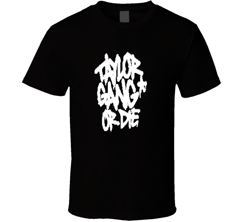 Taylor Gang Or Die TGOD Wiz Khalifa T Shirt