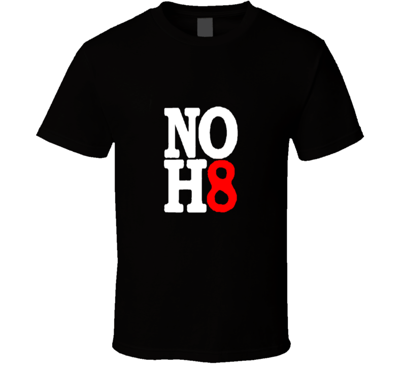No H8 Orlando Support Cool T Shirt