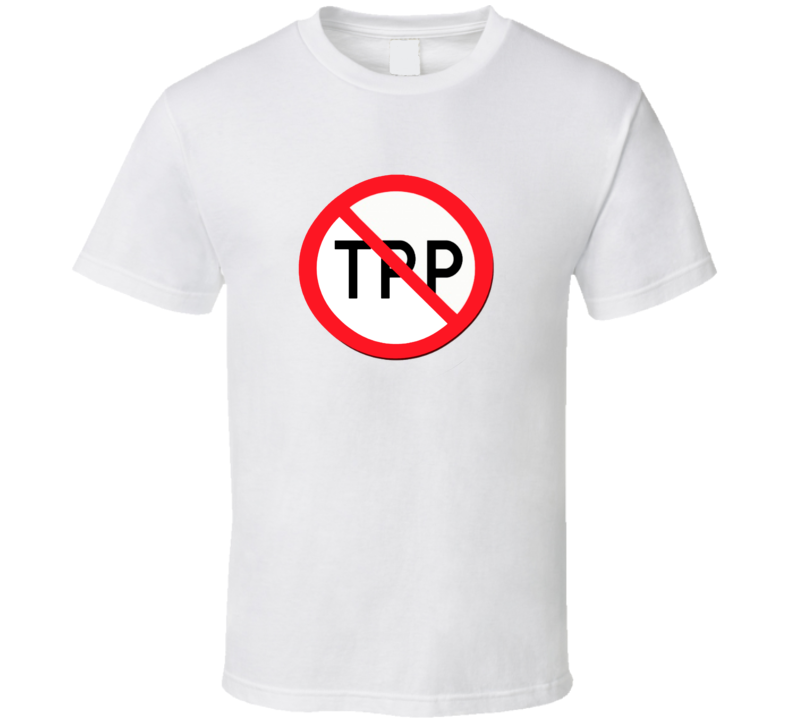 No TPP Sign T Shirt