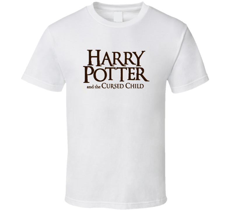 Harry Potter And The Cursed Child T Shirt